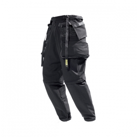 [PUPIL TRAVEL] PT-827 TACTICAL PANTS 4-IN-1 테크웨어 택티컬 팬츠 4단 결합시스템